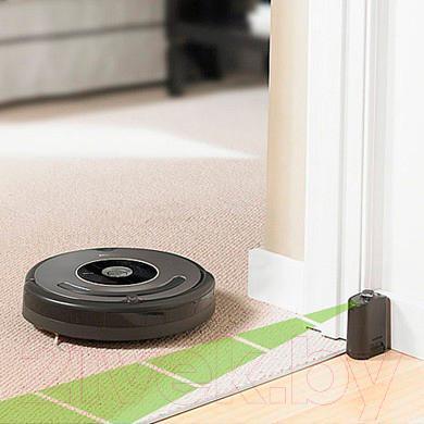 Робот-пылесос iRobot Roomba 631 - датчик границы уборки