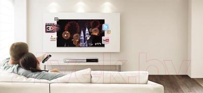 Blu-ray-плеер LG BP740 - в интерьере