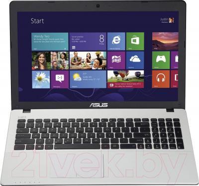 Ноутбук Asus K551LN-XX313D - общий вид
