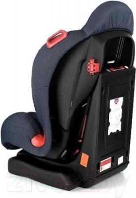 Автокресло Coto baby Strada (Black Jeans) - вид сзади