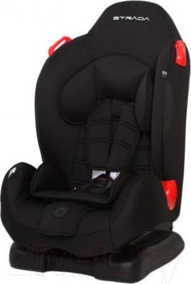 Автокресло Coto baby Strada Pro (Black) - общий вид