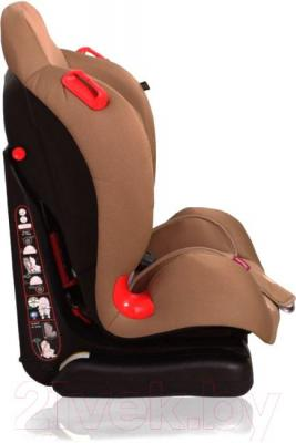 Автокресло Coto baby Strada Pro (Black) - вид сбоку