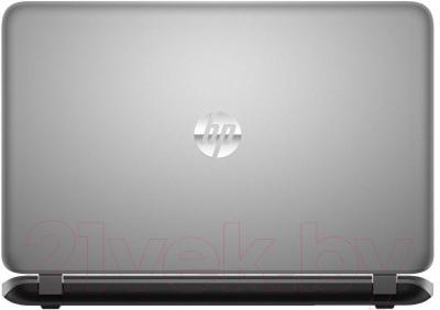 Ноутбук HP ENVY 17-j150nr (K1X79EA) - задняя крышка