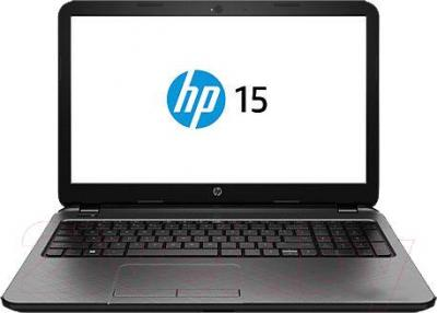 Ноутбук HP 15-g020sr (J1T67EA) - общий вид