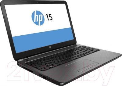 Ноутбук HP 15-g024sr (J5B52EA) - вполоборота