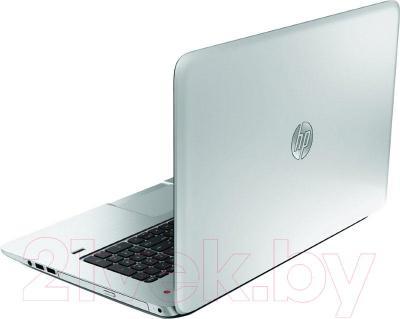 Ноутбук HP ENVY 17-j151nr (K6X99EA) - вид сзади