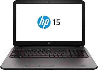 Ноутбук HP 15-r067sr (J5A74EA) - общий вид