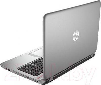 Ноутбук HP ENVY 15-k153nr (K1X12EA) - вид сзади