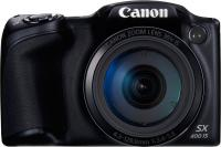 Фотоаппарат Canon PowerShot SX400 IS (Black) -