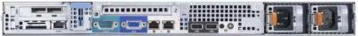 Сервер Dell PowerEdge R320 (272300941/1/G) - вид сзади