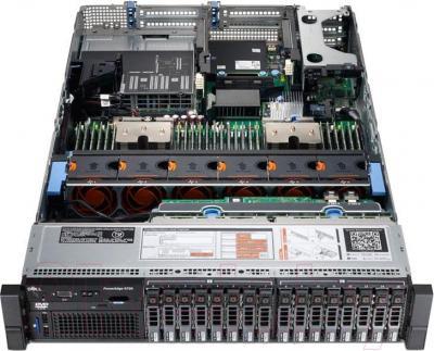Сервер Dell PowerEdge R720 (272125303/G) - вид сверху