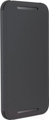Чехол-книжка HTC Flip Case HC V970 (серый) - общий вид