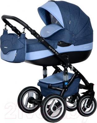 Детская универсальная коляска Riko Brano 2 в 1 (02) - общий вид