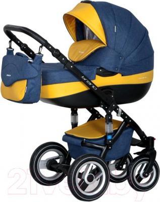 Детская универсальная коляска Riko Brano 2 в 1 (03) - общий вид