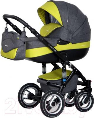 Детская универсальная коляска Riko Brano 2 в 1 (07) - общий вид