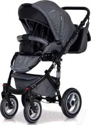 Детская универсальная коляска Riko Brano 2 в 1 (07) - прогулочная