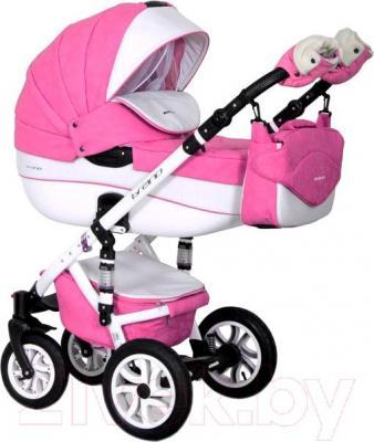 Детская универсальная коляска Riko Brano Ecco 2 в 1 (18) - общий вид