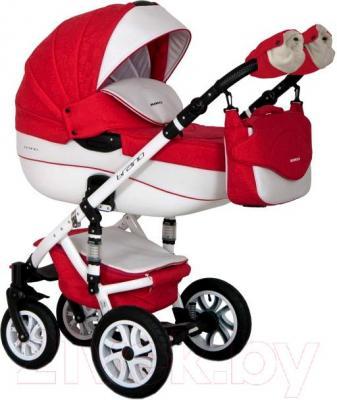 Детская универсальная коляска Riko Brano Ecco 2 в 1 (20) - общий вид