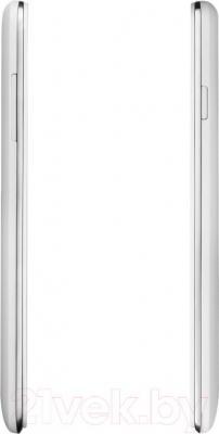 Смартфон Prestigio MultiPhone 5507 Duo (White) - боковые панели