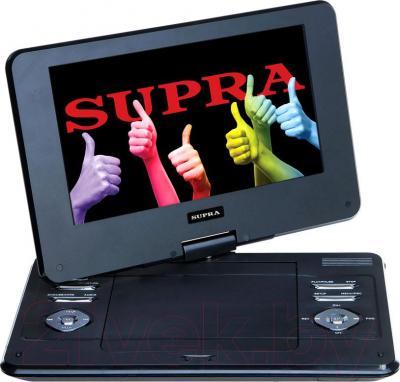 Портативный DVD-плеер Supra SDTV-923UT - общий вид