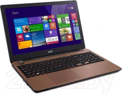 Ноутбук Acer Aspire E5-511-C39Q (NX.MPNEU.013) - вполоборота