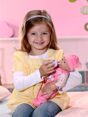 Кукла-младенец Zapf Creation My little Baby Born Веселое купание (819722) - ребенок с игрушкой