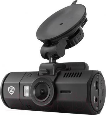 Автомобильный видеорегистратор Prestigio RoadRunner 565GPS - общий вид