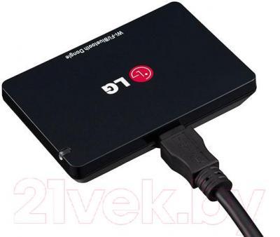 WiFi-адаптер LG AN-WF500 - подключение