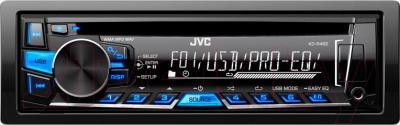 Автомагнитола JVC KD-R462EY - общий вид