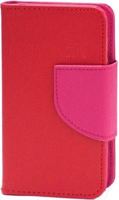 Чехол-книжка JFK 4.3-4.8 Westham (Red) - общий вид