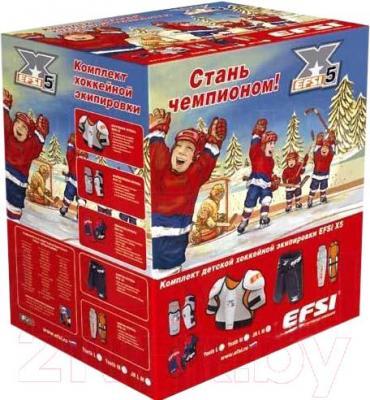 Комплект хоккейной экипировки ЭФСИ X5 (YTH.M) - упаковка