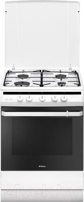 Кухонная плита Hansa FCGW61001 - общий вид