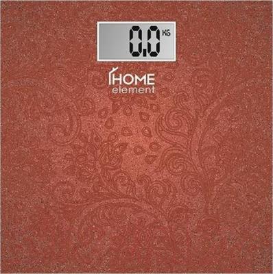 Напольные весы электронные Home Element HE-SC904 (кофе) - общий вид