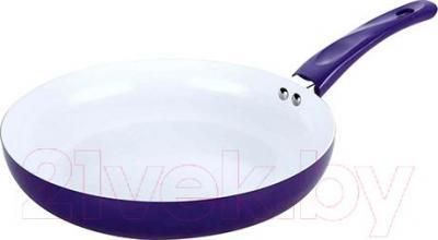Сковорода Lumme LU-489 (фиолетовый) - общий вид