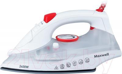 Утюг Maxwell MW-3027 W - общий вид