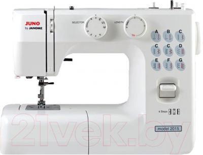 Швейная машина Janome Juno 2015 - общий вид