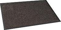 Грязезащитный коврик Kleen-Tex Iron Horse DF-000 (150x300, темно-коричневый) -