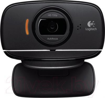 Веб-камера Logitech B525 HD Webcam (960-000842) - фронтальный вид