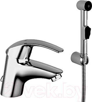 Смеситель GROHE Eurosmart Hygienica 23124000 - общий вид