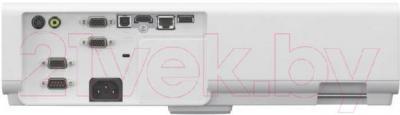 Проектор Sony VPL-EX242 - вид сзади