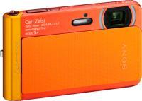 Фотоаппарат Sony DSC-TX30D (оранжевый) -