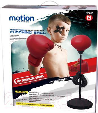 Набор для бокса детский Motion Partner MP227 - упаковка