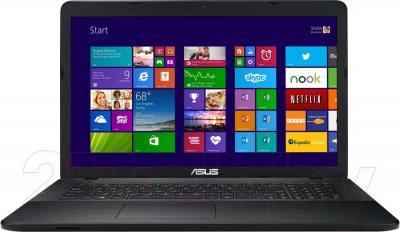 Ноутбук Asus X751LN-TY058D - общий вид