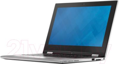 Ноутбук Dell Inspiron 11 3000 Series (3147-2384) - вполоборота