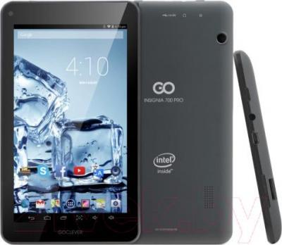 Планшет GoClever INSIGNIA 700 PRO 8GB (TI700PRO) - с задней панелью