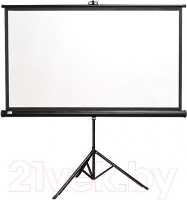 Проекционный экран Classic Solution Crux 251x215 (T 243x182/3 MW-S0/B) - общий вид