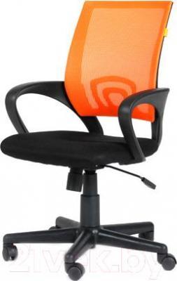Кресло офисное Chairman 696 (Orange) - общий вид