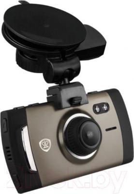 Автомобильный видеорегистратор Prestigio RoadRunner 580GPS (PCDVRR580GPS) - общий вид
