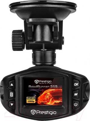 Автомобильный видеорегистратор Prestigio RoadRunner 315 (PCDVRR315) - вид с обратной стороны
