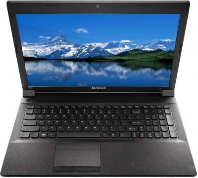 Ноутбук Lenovo B590 (59382014) - вид сверху